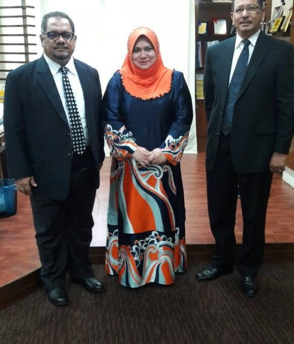 Meeting with Deputy Minister Ministry of Works